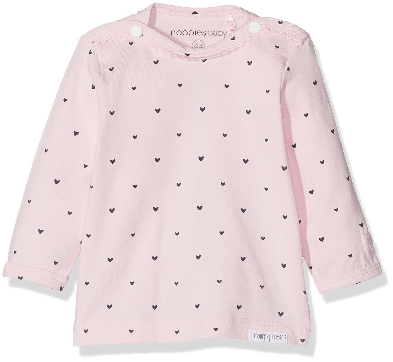 Noppies Baby Girls' Longsleeve T-Shirt 67371