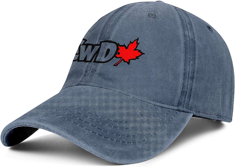 Baseball Hat Clearwater-Design-Logo Snapback Mens Women Adjustable Denim Rock Cap