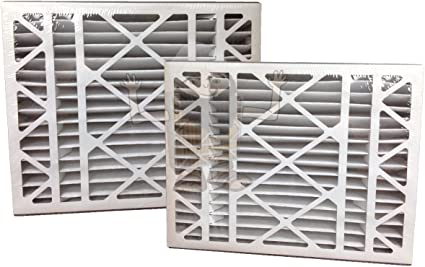 2 Pack 20x25x5 Merv 13 Trion Air Bear Compatible Repl Filter