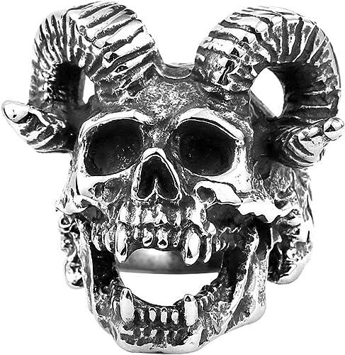 Big goat skull