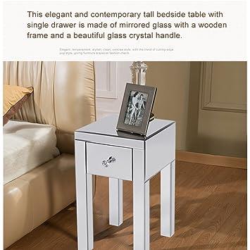 Amazonde Elegante Und Zarte Home Möbel Schlafzimmer Nachttisch