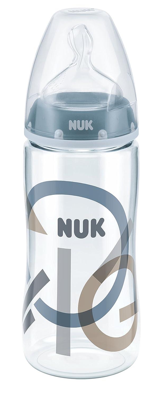 NUK 10125018 First Choice Anti-Colic-Trinksauger Größe 2 6-18 Monate 2er Pack