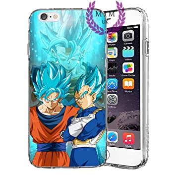 coque iphone 7 goku ultra