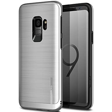new arrivals 751b1 ec887 Obliq Galaxy S9 Case, [SLIM META], Slim Dual Layered Case, Inner TPU with  Outer PC with a Metallic Brushed Finish and Anti-Shock Technology for the  ...