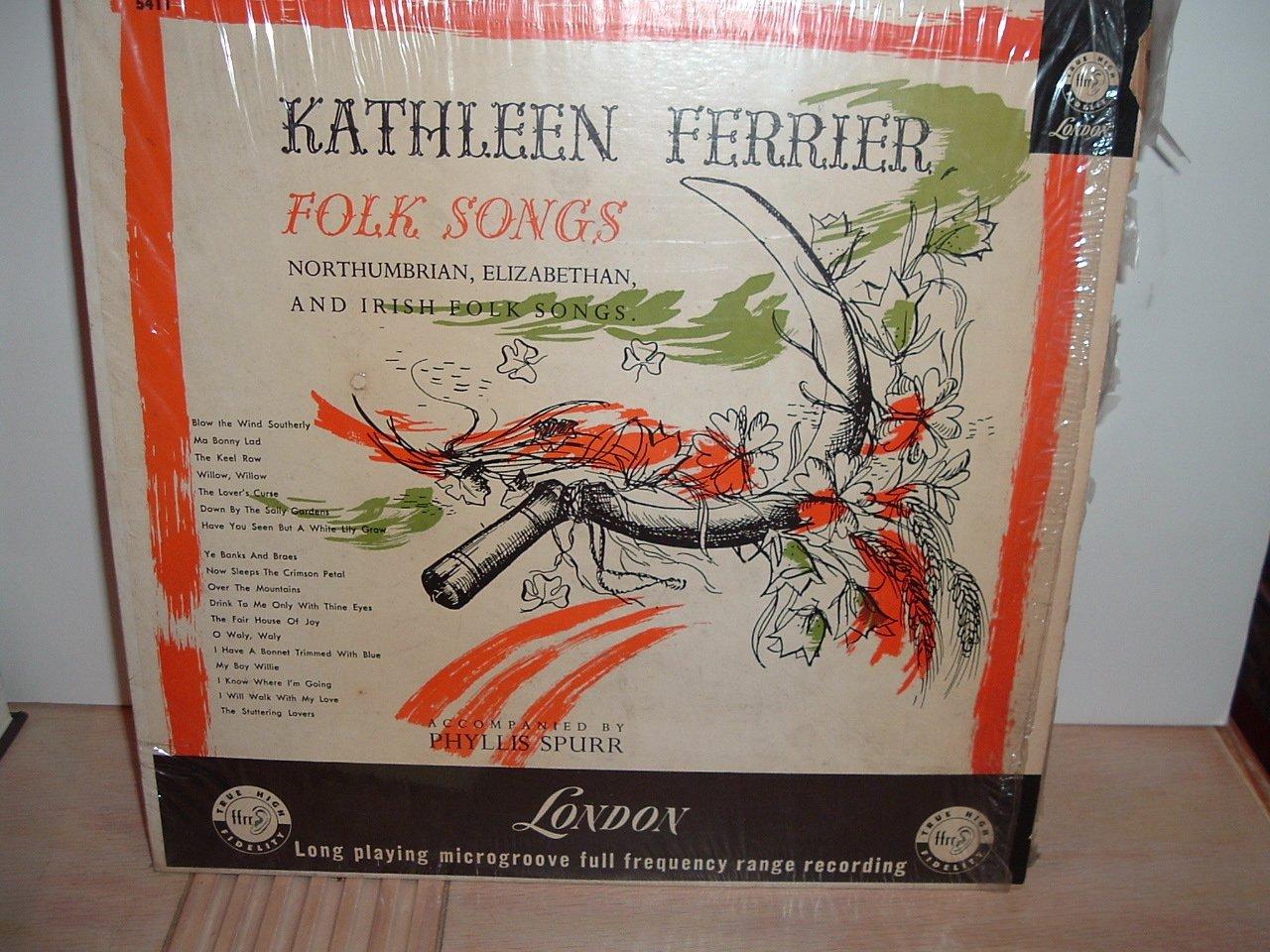 Kathleen Max 64% OFF Ferrier - famous Northumbrian Elizabethan and Song Irish Folk