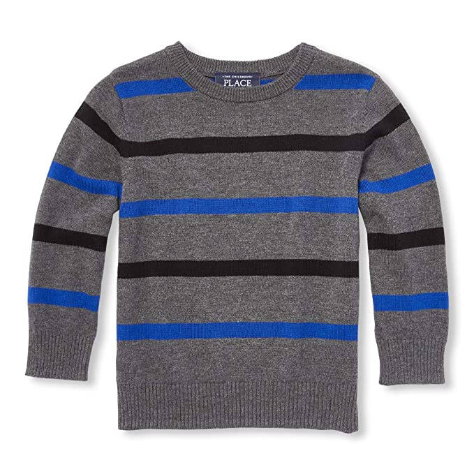 bb207f6ecdec Amazon.com  The Children s Place Baby Boys Striped Sweaters  Clothing
