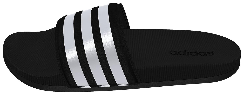 4a32138c6a4a2 adidas Unisex Adults  Adilette Cf Ultra Stripes W Flip Flops