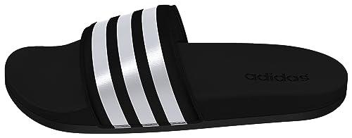 official photos 82841 036b1 adidas Adilette CF Ultra Stripes, Scarpe da Spiaggia Doccia, Colore Nero ( core