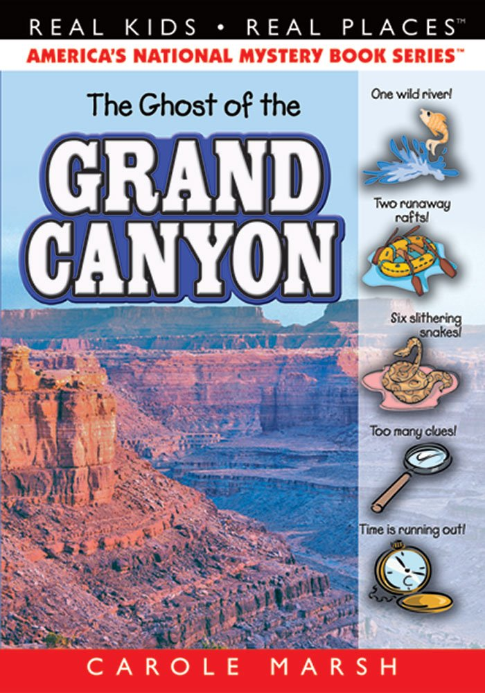Download The Ghost of the Grand Canyon (16) (Real Kids Real Places) PDF
