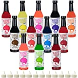 Shave Ice Syrups (12 Pack (12.7oz Bottles))