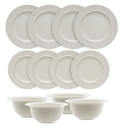 Alessi La Bella Tavola 12 Piece Dinnerware Set 4 Place Settings