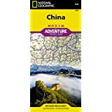 China (National Geographic Adventure Map, 3007)