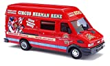 Busch 47922 Iveco Daily Circus Renz HO Scale