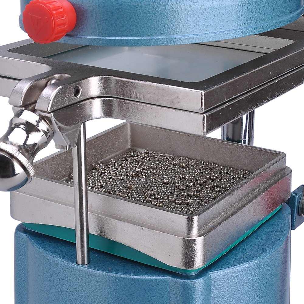 AW Pro Dental Vacuum Forming Machine1000W Power Former Heat Molding Tool w/ Steel Balls Lab Equipment by AW (Image #2)