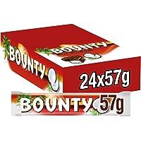 Bounty Dark Double, 57 g - Pack of 24