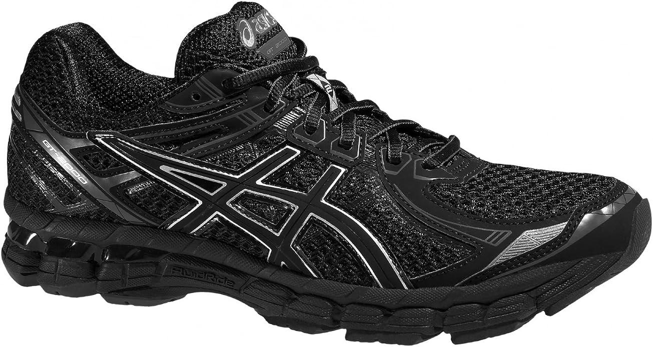 Asics - Zapatillas para Hombre, Color Negro, Talla 52: Amazon.es: Zapatos y complementos