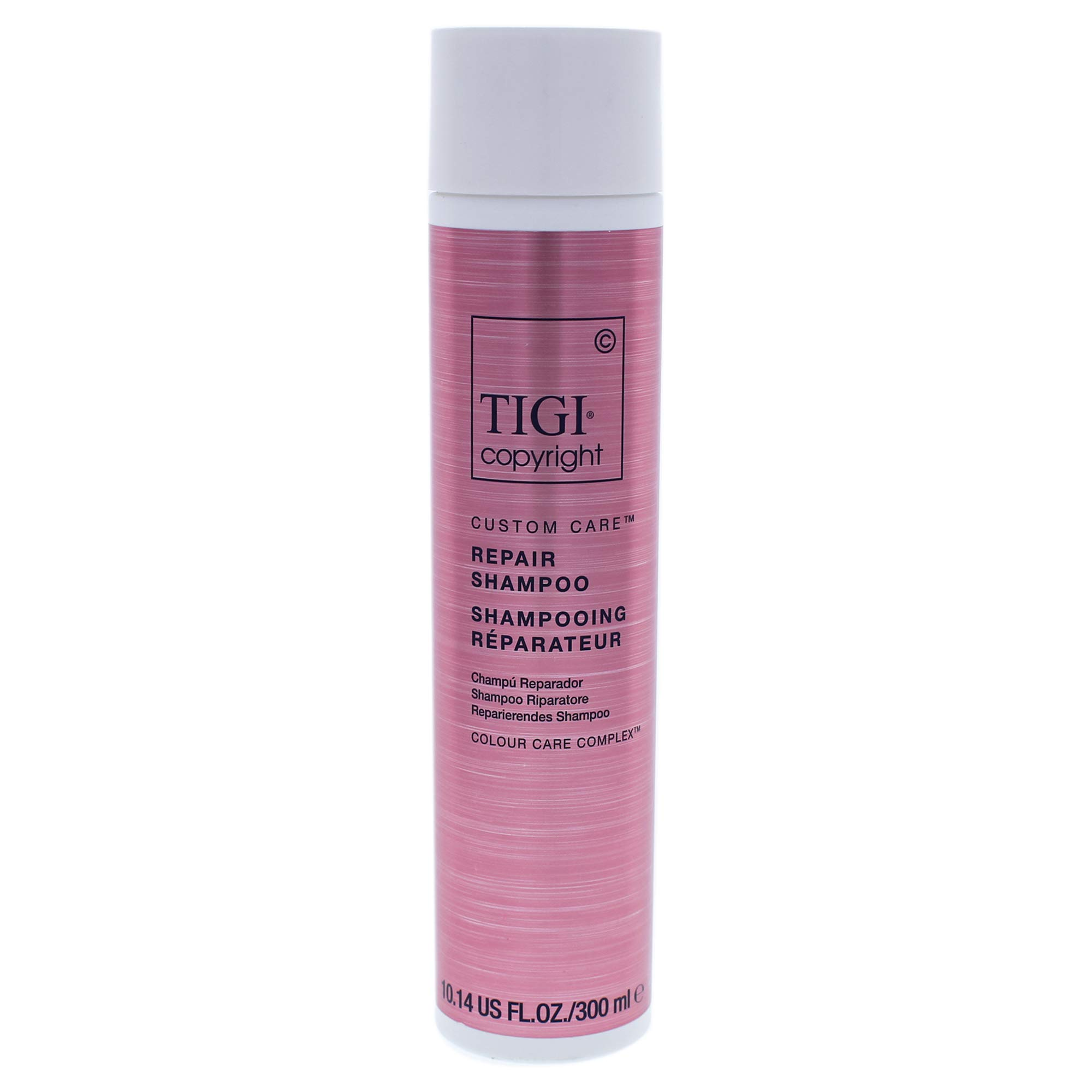 TIGI Repair Shampoo for Unisex, 10.14 Ounce