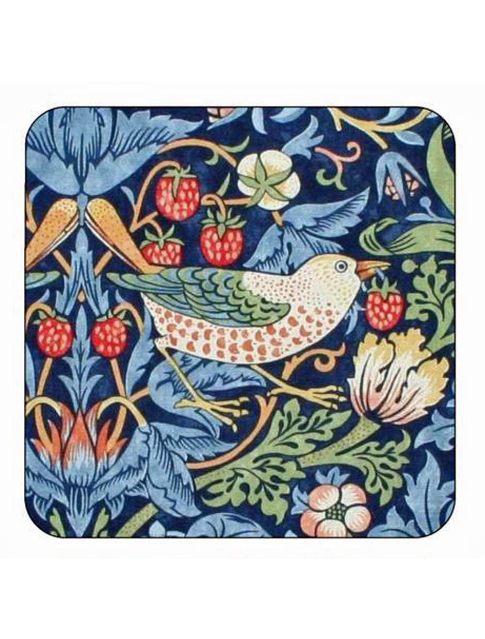 Pimpernel Strawberry Thief Blue/ /Set di 6