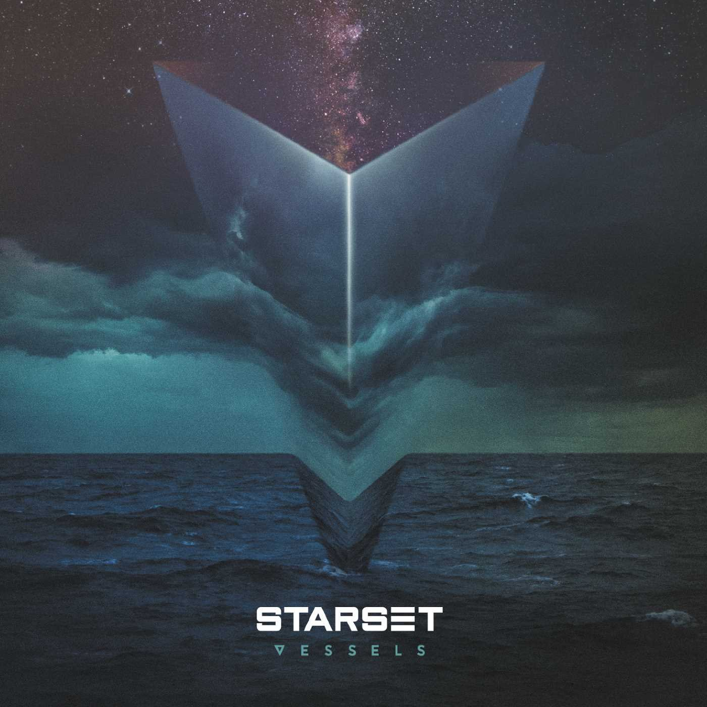 CD : Starset - Vessels (CD)