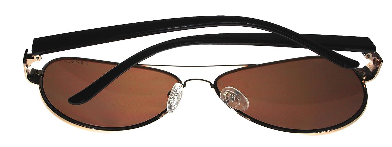 d35bc13603 Amazon.com  Esprit Women s ET19444 535 Sunglasses Gold Metal Fashion  Aviatr  Clothing