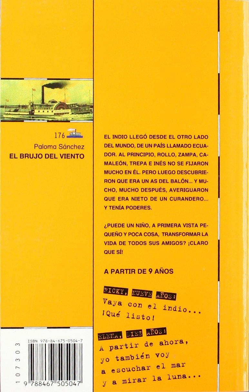 El brujo del viento: 176 (El Barco de Vapor Naranja): Amazon ...