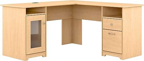 Bush Furniture Cabot L Shape Desk