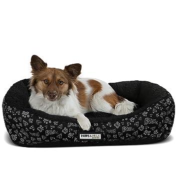 Amazon.com: Cama para perros Paws & Pals para mascotas y ...