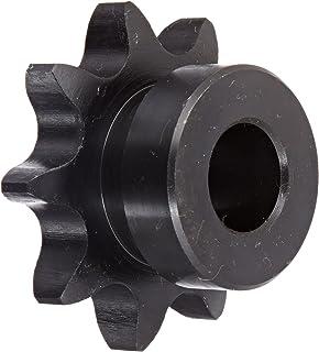 Browning 40B11 Minimum Bore Roller Chain Sprocket 1//2 Stocked Bore Steel 11 Teeth Single Strand
