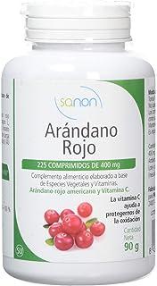 SANON - SANON Arándano Rojo Americano y Vitamina C 30 comprimidos de ...
