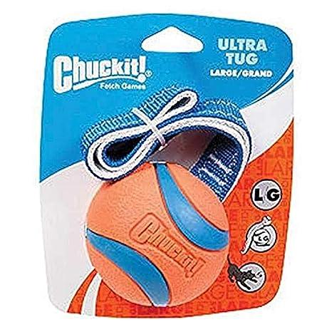 Chuckit! 231301 Ultra Tug Pelota para Perros, Compatible con el ...