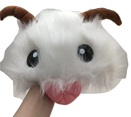 Amazoncom Toysfromtokyo League Of Legends Poro Plush Hat Clothing