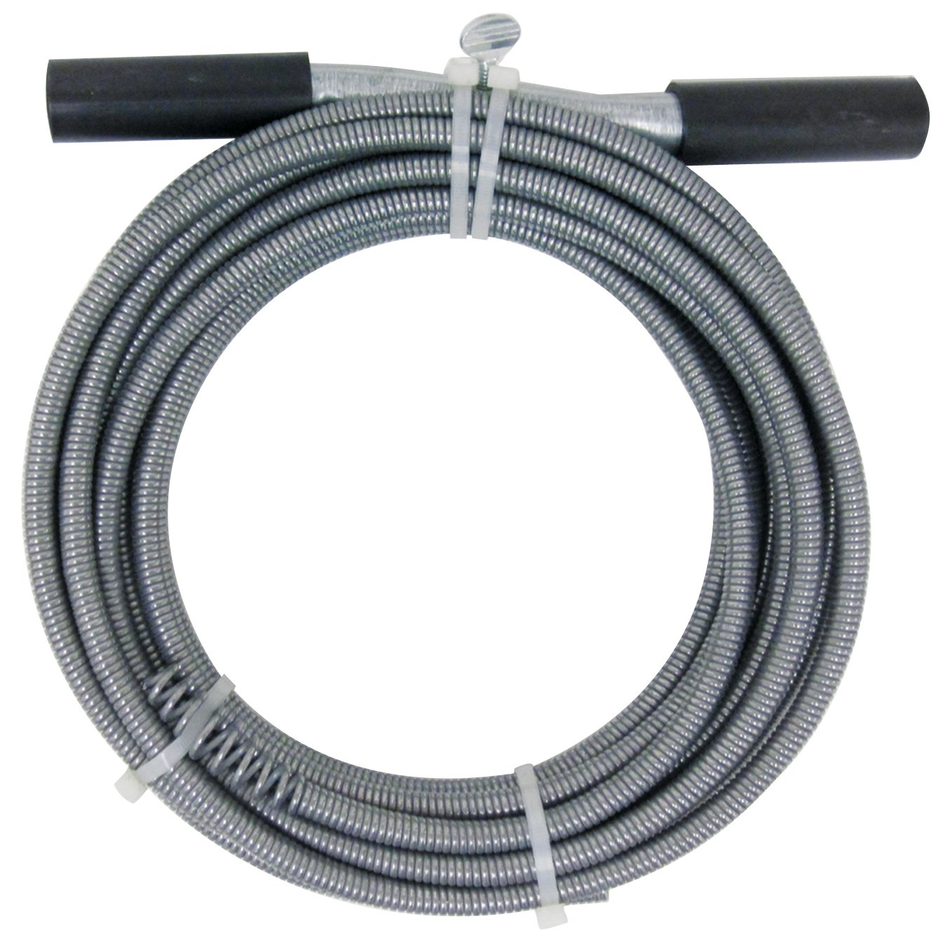 Cobra Products 30500 Cobra 30000 Pipe Auger, for Use with Most Small and Medium Household Drains, 1/2 in X 50 Ft, 50' by Cobra Products