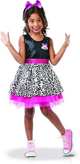 Rubies s-déguisement oficial S Disfraz Luxe LOL Diva + ...