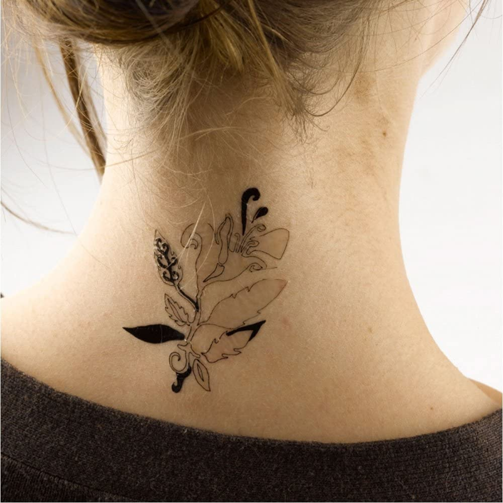 Gecko Paper Papier de transfert de tatouage temporaire papier tatouage compatible jet dencre cr/éez vos propres tatouages /à domicile pacs A4