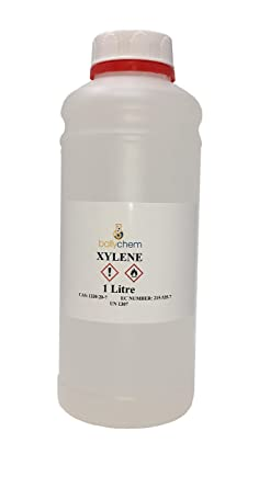 Xylene 98% Pure - 1 Litre - Industrial Thinners - Solvent - Degreaser -  Panel Wipe -