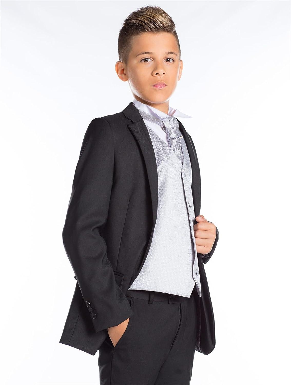Paisley OF LONDON, Niños Negro Traje, ajustado traje, Página Niño ...