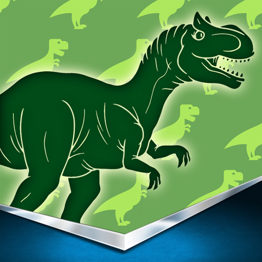 T-rex Wallpaper (Dinosaur Crop Photo)
