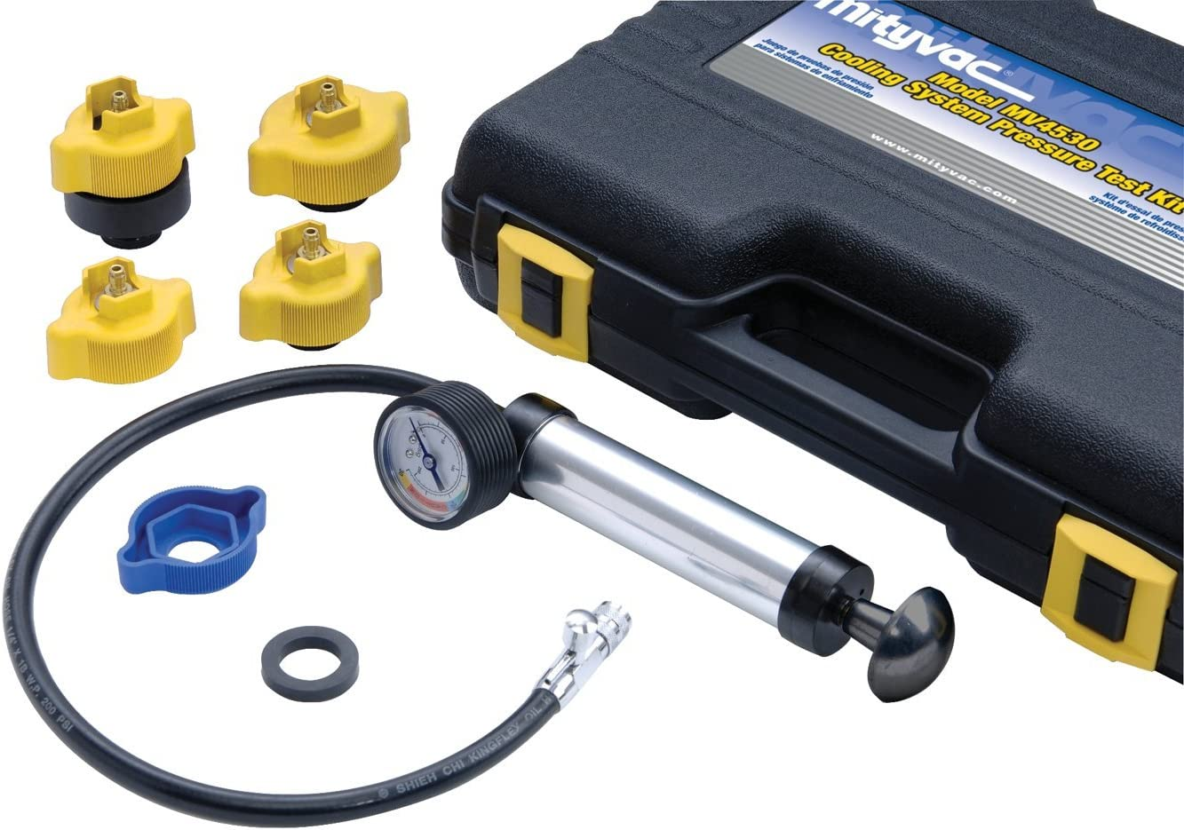 Mityvac MV4530 Cooling System Pressure Test Kit