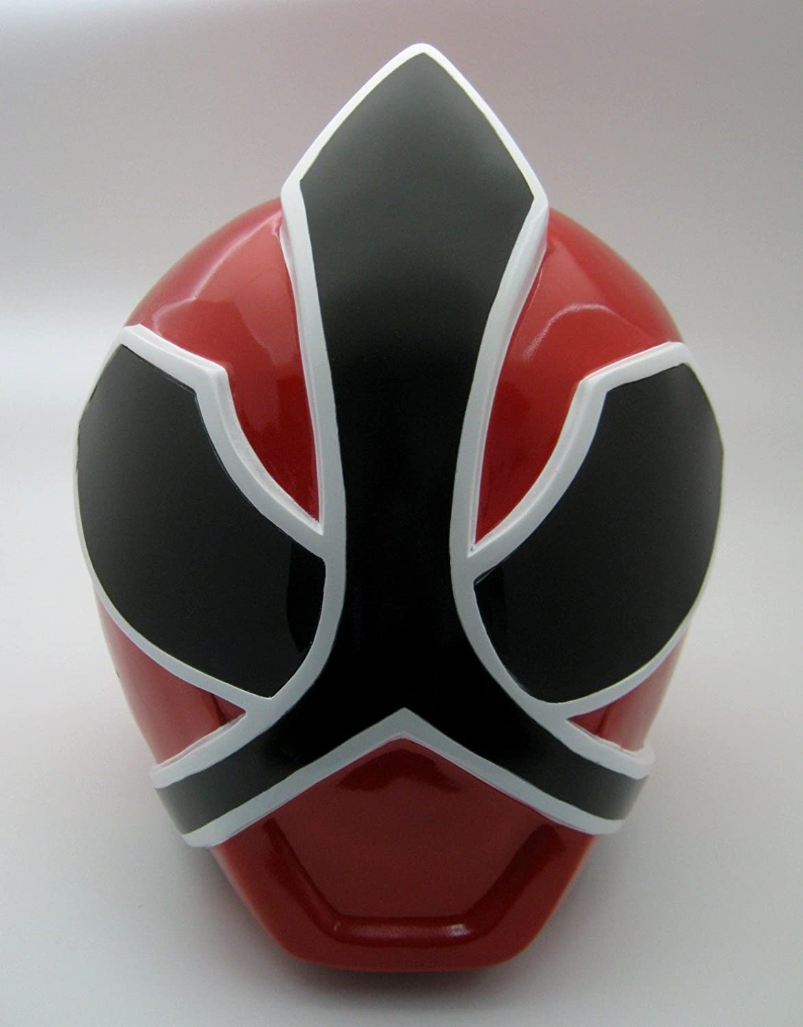 Amazon.com Mighty Morphin Red Power Rangers Samurai Cosplay Helmet 11 Toys u0026 Games & Amazon.com: Mighty Morphin Red Power Rangers Samurai Cosplay Helmet ...
