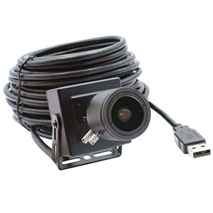 ELP 2 8-12mm Varifocal Lens HD 1080P Webcam for Mac