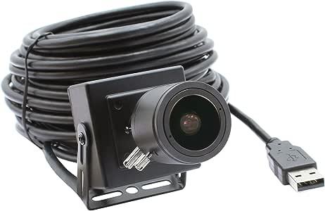 ELP Sony IMX322 Sensor Mini Usb Camera Module HD 1080P(2.8-12mm lens with housing)