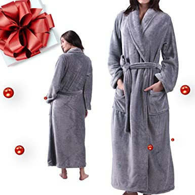 830593d4c6 ALL AOER Bathrobe for Womens