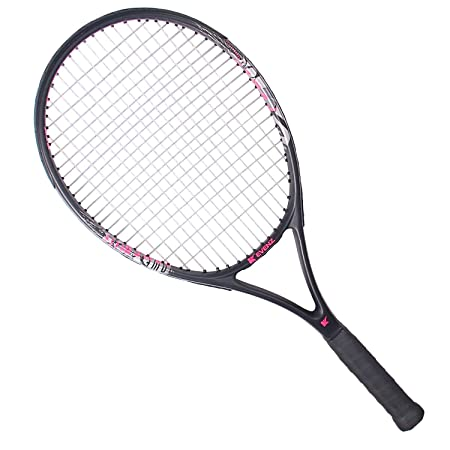 KEVENZ 1-Pack Tennis Ball Racket, Good for Beginner Training