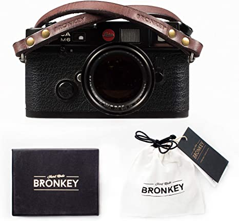 Bronkey Berlin 102 (95cm) - Correa Camara Cuello Vintage Retro ...