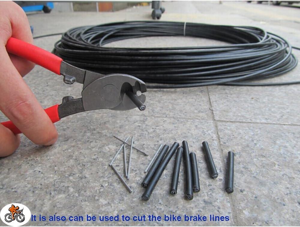Cobre Acero cortador de tubo capilar 1/ /6/mm Di/ámetro exterior alambre alicates de corte Herramienta de mano