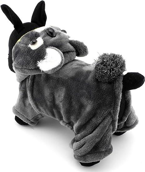 Zunea Disfraz de koala para perro, para Halloween, mascota, pijama ...