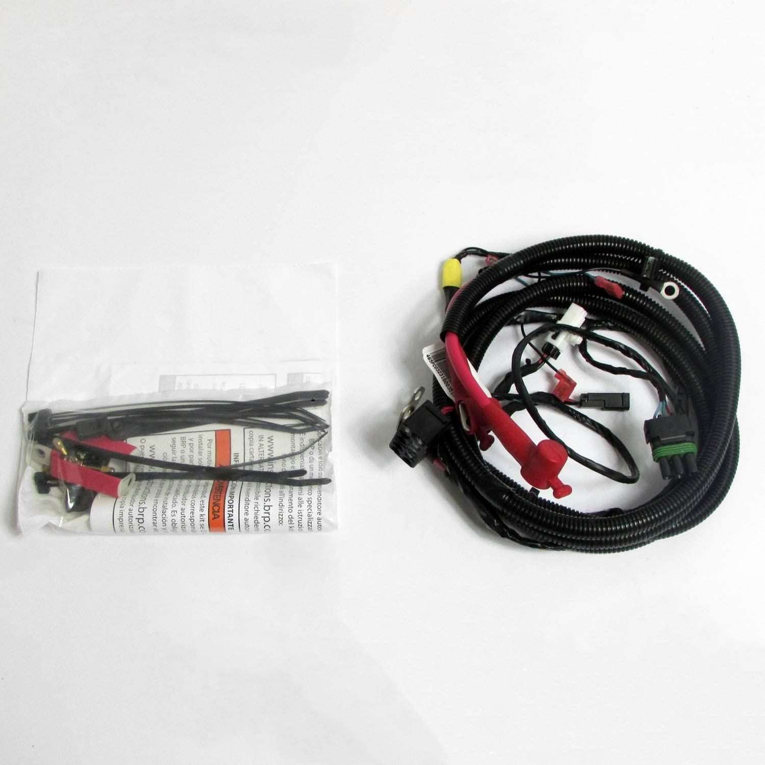 Amazon.com: Can-Am New OEM Defender Winch Electrical Harness, 715003093:  Automotive   Winch Harness      Amazon.com