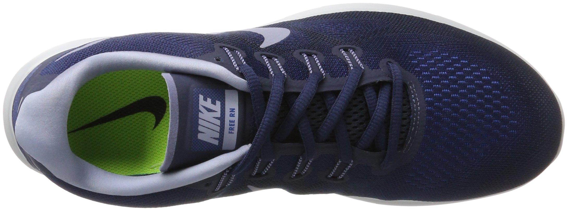 Nike ''Free RN'' 2017 Binary Blue/Dark Sky Blue 8 by Nike (Image #7)