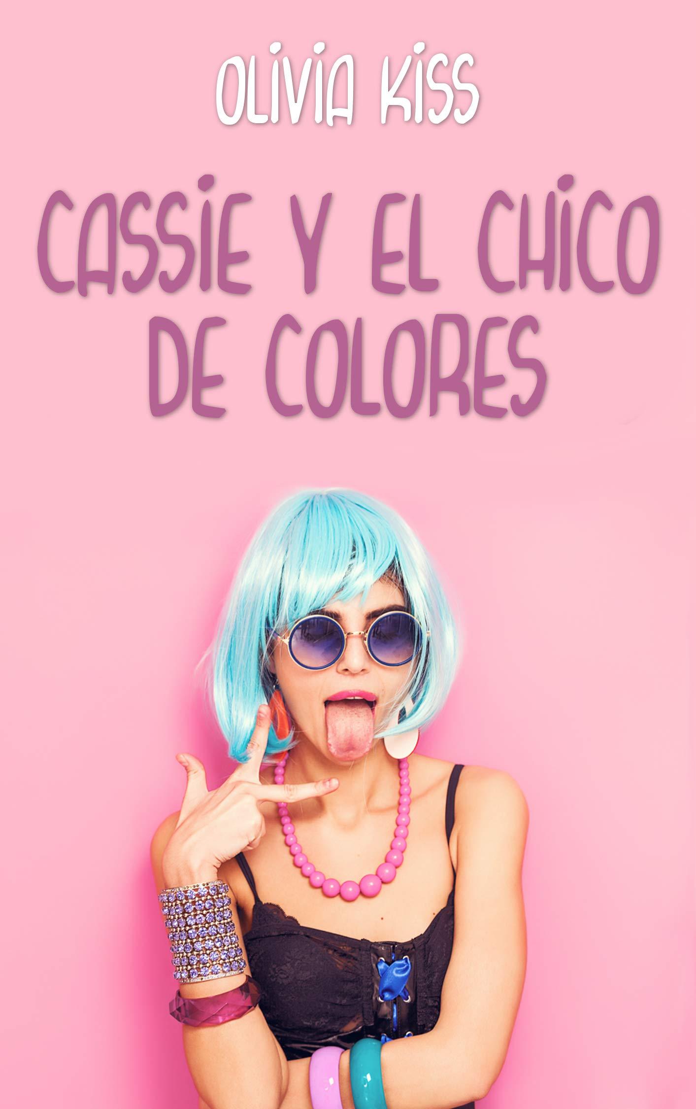 Cassie y el chico de colores (Familia Reed nº 3) por Olivia Kiss