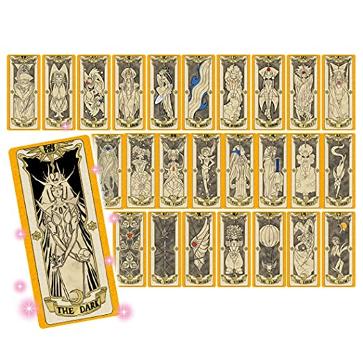Cardcaptor Sakura - Clow Card Collection Dark[Importación Japonesa]